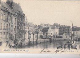 MECHELEN / ZICHT OP DE DIJLE   1905 - Mechelen