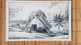 Westercappeln,  Osnabrück,  Niemeyers Heuerhaus, Ungelaufen - Osnabrueck