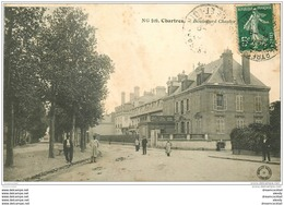 28 CHARTRES. Boulevard Chastes 1909 - Chartres