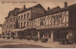 VRESSE S/SEMOIS  HOSTELLERIE DE LA SEMOIS - Belgio