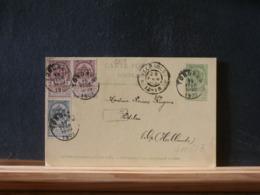 A11/682  CP  POUR LA HOLLANDE 1903 - Postcards [1871-09]