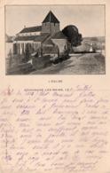 58 - ST-HONORE-LES-BAINS - L'Eglise - Saint-Honoré-les-Bains