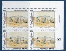 """Nle-Caledonie Coins Datés Aerien YT 279 (PA) """" Tableaux """" Neuf** Du 12.11.91 - Ongebruikt"""