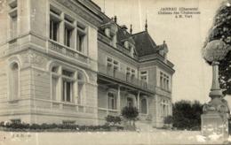 JARNAC CHATEAU DES CHABANNES - Jarnac