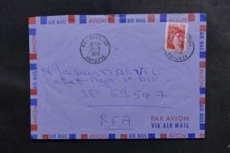 MAYOTTE - Enveloppe De Dzaoudzi Pour Soldat En Allemagne En 1978 - L 47190 - Mayotte (1892-2011)