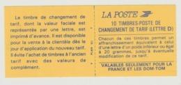 France : Carnet  N° 2713 C1 - Marianne De Briat - - Uso Corrente