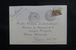 """MADAGASCAR - Oblitération """" Poste Boutique Digue """" Sur Enveloppe En 1998 Pour La France - L 47191 - Madagascar (1960-...)"""