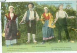 Les Chansons De Jean Rameau; Les Moissonneurs - écrite. (E. Maquaire - Bourges) Info! - Non Classés