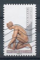 1701 (o) Le Nu Dans L'art - France