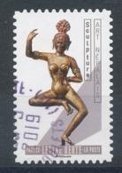 1703 (o) Le Nu Dans L'art (cachet Rond) - France
