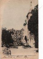 CPA   78     MANTES---ERMITAGE DE SAINT-SAUVEUR, A LIMAY---RESIDENCE DE SULLY---1903 - Mantes La Ville
