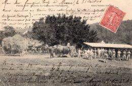 B61177 Cpa Foulain - Entrée Du Camp De L'Artillerie - Frankrijk