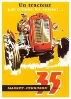Tracteur Massey Ferguson - Trattori