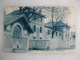 VILLABE - L'orphelinat - Ecoles