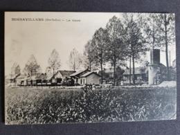 CPA MIGNAVILLERS 70 Haute Saône LA GARE 1907 - Francia