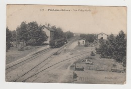 BA461 - PONT AUX MOINES - Gare Chécy - Mardié - France