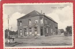 CPA: Belgique - Erquennes - Le Radeau - Bières Dendria - Saaz - Honnelles