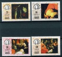 Vanuatu MiNr. 939-42 Postfrisch MNH Weihnachten (Wei386 - Vanuatu (1980-...)