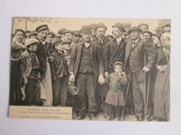 Lavaveix-les-mines (michaud, Forçat, Innocent)  Cpa TTB Rare - France