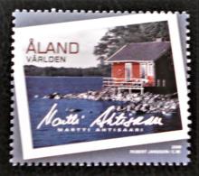 MAISONNETTE ROUGE AU BORD DE L'EAU 2009 - NEUF ** - YT 317 - MI 318 - Aland