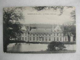 BANDEVILLE - Le Château, Vue Du Parc - Other Municipalities