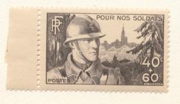 N°451  NEUF** AVEC B.D.F. - France