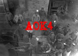 08 Ardennes MARS SOUS BOURCQ Vouziers Cuisine Roulante Occupation Allemande Champagne Gulaschkanone - Autres Communes