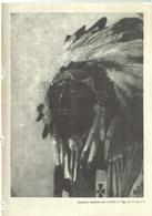 Lamina: Gouache Realisee Par Derib A Lage De 15 Ans. Derib Cosey (1974) - Otras Colecciones