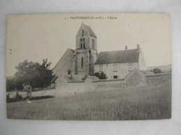 VALPUISEAUX - L'église - France