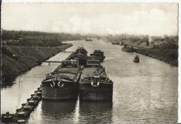 HERENTALS - Herenthals -  Albertkanaal (binnenscheepvaart - Navigation Intérieure) - Herentals