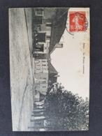 CPA SAULX 70 Haute Saône LA MAISON COMMUNE 1909 - Francia