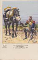 Uniformes Du 1er  Empire  Cuirassier Du 2eme Régiment ( Tirage 400 Ex ) - Uniforms