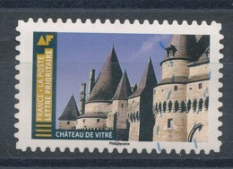 1672 (o) Château De Vitré - France