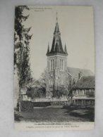 SAINT MICHEL SUR ORGE - L'église Construite D'après Les Plans De L'abbé Douillard - Saint Michel Sur Orge