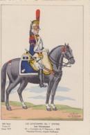 Uniformes Du 1er Empire  Cuirassier Du 2eme Régiment 1804 ( Tirage 400 Ex ) - Regiments