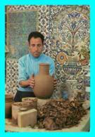 A769 / 513  TUNISIE Nabeul Le Potier - Tunisia