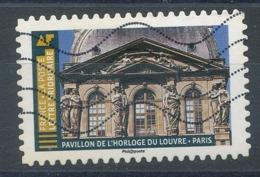 1676 (o) Pavillon De L'Horloge Du Louvre à Paris - France