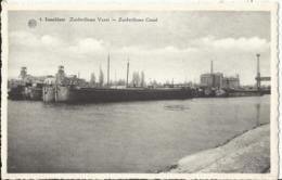 Lanklaar - Zuidwillems Vaart - Zuidwillems Canal (binnenscheepvaart - Navigation Intérieure) - Dilsen-Stokkem