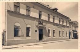 AUTRICHE AMSTETTEN HOTEL GASTHOF CPSM PAS CIRCULEE - Amstetten