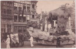 Antwerpen, 1923 - Juweelenstoet: Mijnontginging In Congo / Anvers - Cortège Des Bijoux: Mine De Diamant Au Congo - Antwerpen