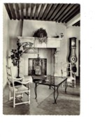 Cpm - 71 - MACON - Maison Maconnaise Des Vins - Cheminée Horloge Lampe Bassine En Cuivre Fauteuil - Macon