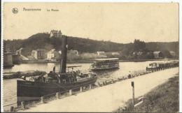 Anseremme - La Meuse - Bâteaux - Remorqueur Samson Sur La Meuse  (binnenscheepvaart - Navigation Intérieure) - Dinant