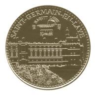 Monnaie De Paris , 2014 , Houilles , Saint Germain En Laye , Ici Naquit Louis XIV - Monnaie De Paris
