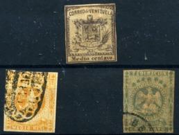 Venezuela Nº 6, 10/11. Año 1861/64 - Venezuela