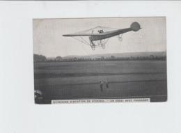 AVIATION - STOCKEL + CENSURE 1916 POUR ROSSOUX PAR WAREMME - ....-1914: Précurseurs