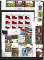 ALBANIA 2007 Year Set  .20 Issues ( 33 St.+7 M/s) - Albania