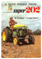 Tracteur Société Française Vierzon - Trattori