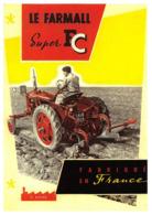 Tracteur Farmall Saint St Dizier - Trattori