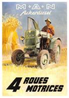 Tracteur MAN - Trattori