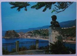 SCILLA - Reggio Calabria - La Costa Viola - Panorama  - Vg - Reggio Calabria